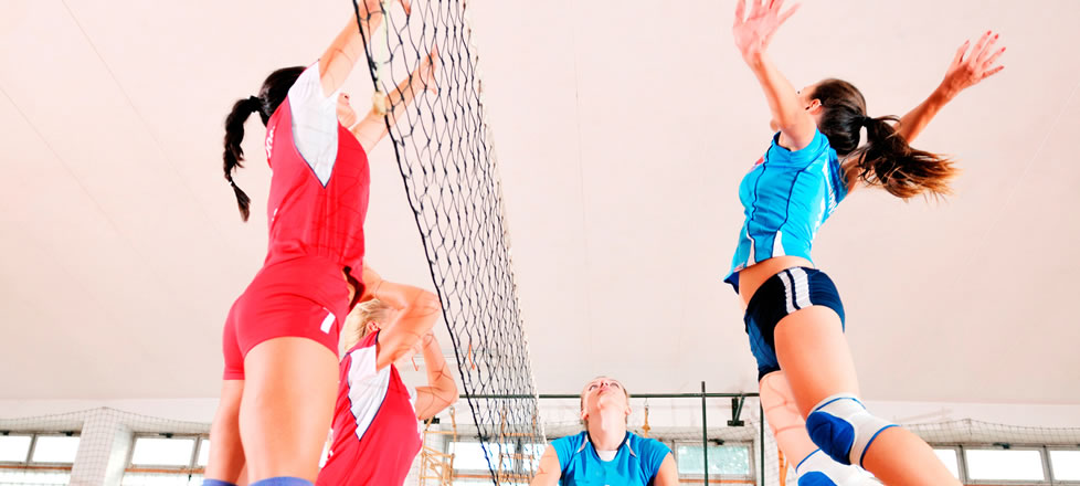 Performance benefits of female volleyball players using PFProp
